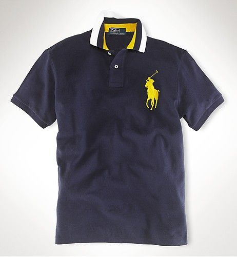 achat t shirts polo manches courtes logos homme pas cher id 5676. Black Bedroom Furniture Sets. Home Design Ideas