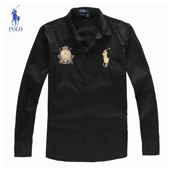 chemise polo manches longue homme pas cher pas cher id 16777. Black Bedroom Furniture Sets. Home Design Ideas